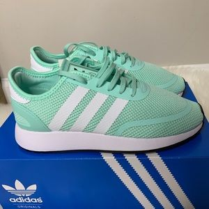 ADIDAS N-5923 SHOES YOUTH SIZE 5.5 New